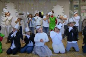 K3+ show de Navidad