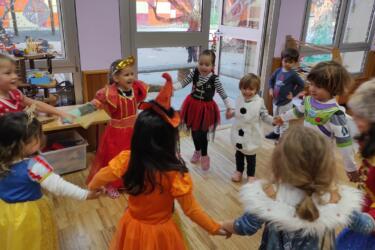 Carnaval en el Kindergarten 2021
