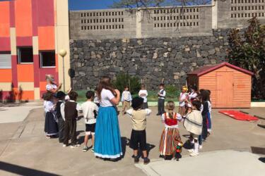 Kindergarten: Día de Canarias 2021