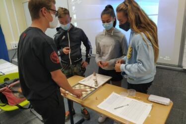 CCSS: kreative Projekte Klassen 9 und 10