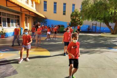 Sommerprojekt der Grundschule