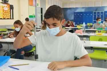 Las clases de Física en tiempos del coronavirus