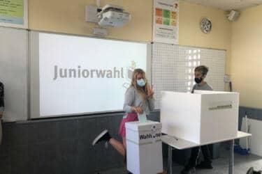 Elecciones «junior» 2021