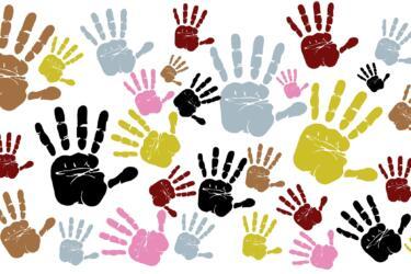 Donación de material escolar a La Palma